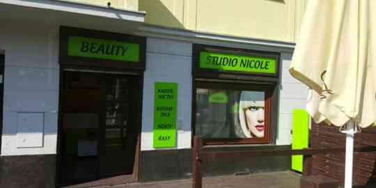 Kosmetický a kadeřnický salon BEAUTY STUDIO NICOLE